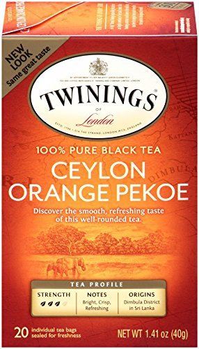 Ceylon Orange Pekoe Twining's Tea