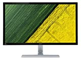 Acer RT280Kbmjdpx Monitor FreeSync da 28', Display 4K Ultra HD 3840 x 2160, 60 Hz, Luminosità 300 cd/m2, Contrasto 100 M:1, Tempo di Risposta 1 ms, , DVI, HDMI 2.0 (MHL), DP, Speaker Integrati, Nero