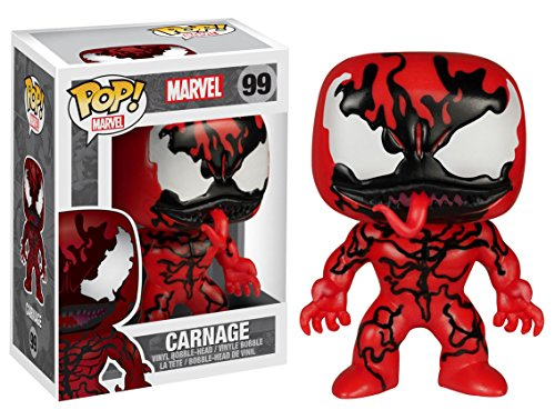 Funko POP! Marvel: Carnage Exclusivo