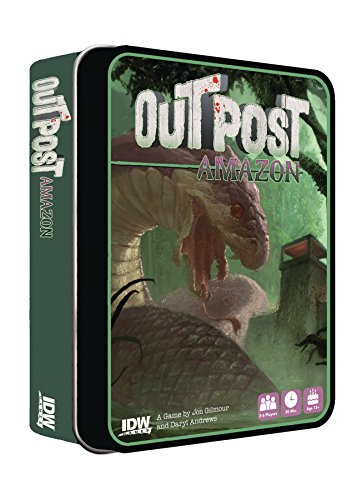 IDW Games Outpost: Amazon Survival Horror Game