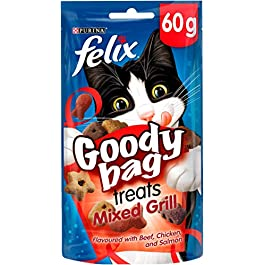 Felix Goody Bag, Pack of 8