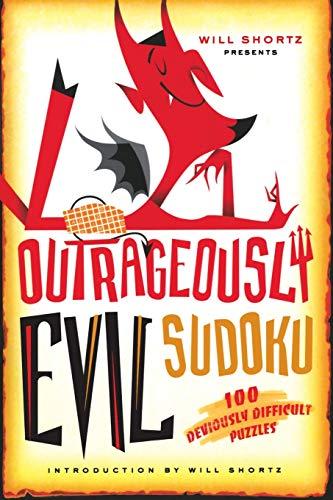 Will Shortz Presents Outrageously Evil Sudoku