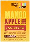 KIND Pressed by Bars - Mango Apple Chia, 4.9 Ounce