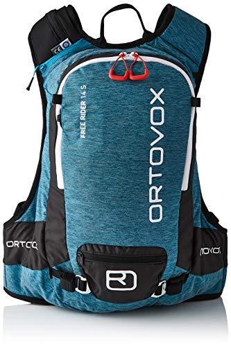 Ortovox Free Rider 14 S Rucksack, 52 cm, 14 L, Aqua Blend