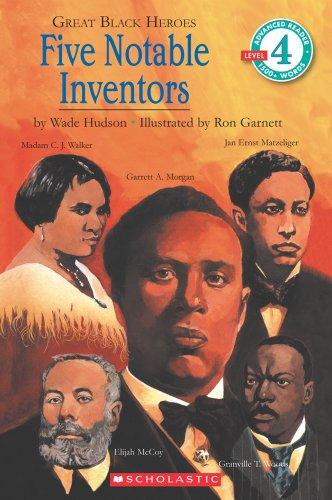 Great Black Heroes: Five Notable Inventors (nivå 4)