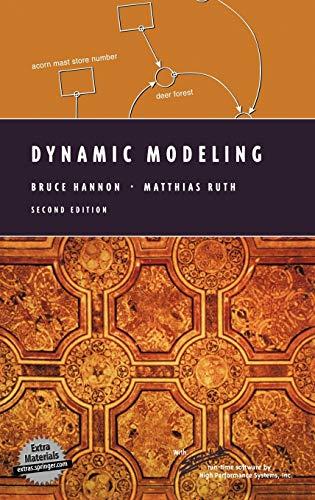 Dynamic Modeling (Modeling Dynamic Systems)