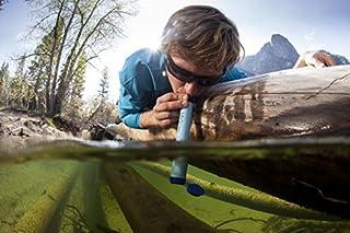 تصفية LifeStraw الشخصية للمياه للمشي  للبيع