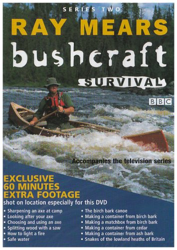 Ray Mears - Bushcraft Survival - Series 2 [UK Import]