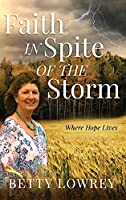 Faith In Spite of the Storm