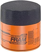 Fram PH2 Extra Guard Passenger Car Spin-On Oil Filter (Pack of 2)