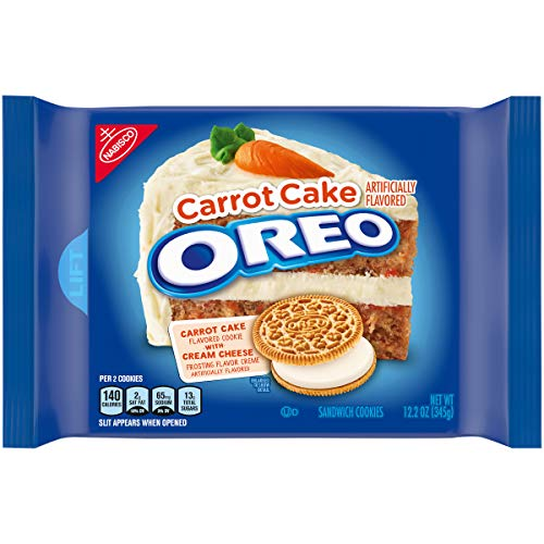 Oreo - Carrot Cake - (1x345g)