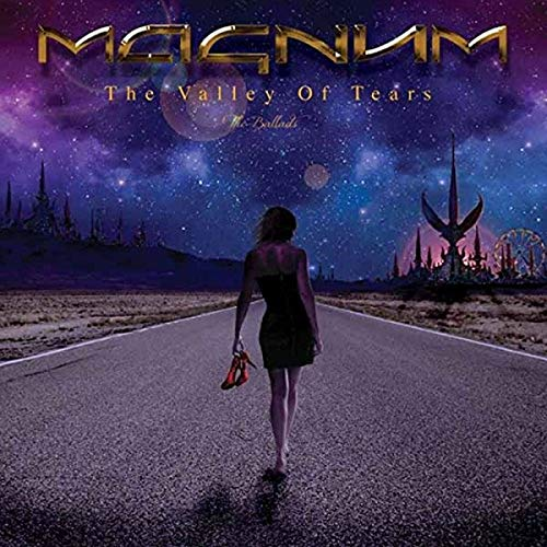 Magnum: The Valley Of Tears - The Ballads (Audio CD (Compilation))