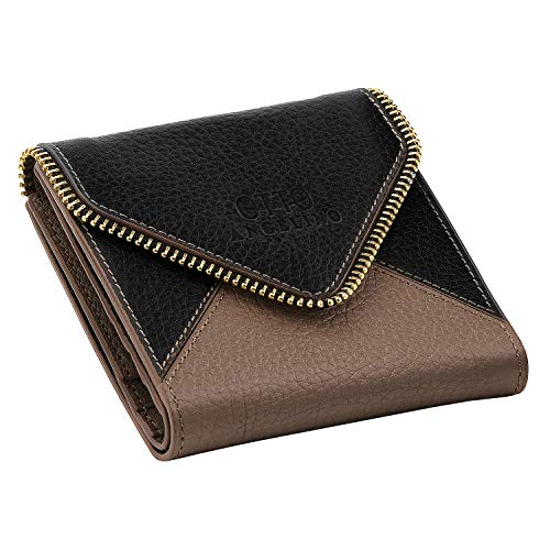 Otto Angelino Leather Envelope Style Wallet