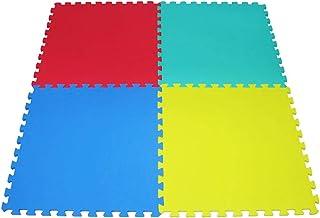 Puzzle Foam Mat 4 Piece Set 2063-4