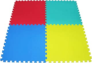 Puzzle Foam Mat 4 Piece Set 2063-4