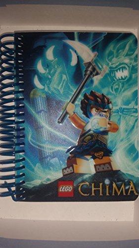 LEGO Legends of Chima Mini Notebook Pocket Journal