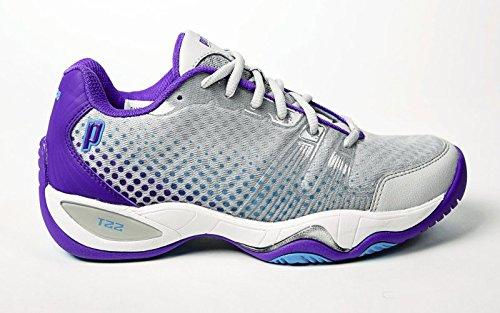 Prince T22Lite W Damen Sneaker, Damen, 8P467795.065, grau, 37,5