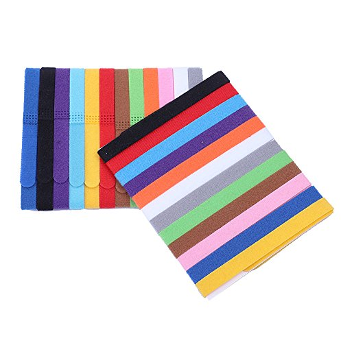 Pet Clothes, 12 Colors Identification ID Collars Bands Whelp Puppy Kitten Dog Pet Cat