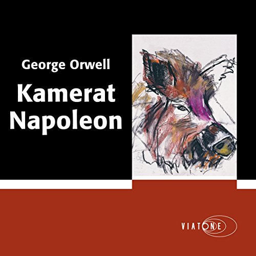 Kamerat Napoleon [Animal Farm] audiobook cover art