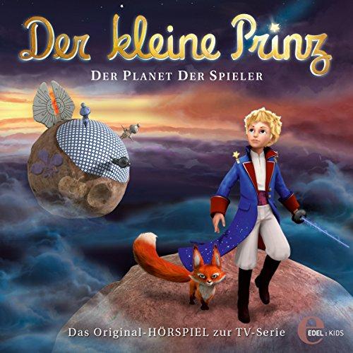 Der Planet der Spieler (Der kleine Prinz 14) Titelbild