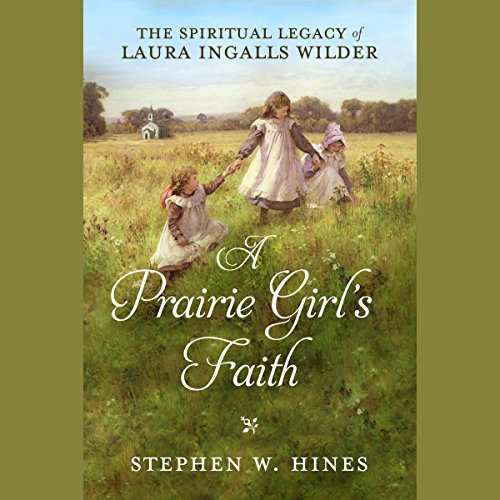 A Prairie Girl's Faith audiobook cover art