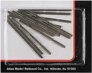 ATLAS N Scale 2535 N S Code 80 Track Rail Joiner Qty(48)
