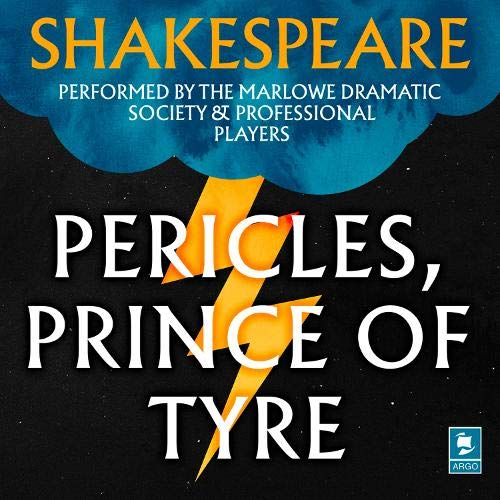 Pericles, Prince of Tyre Titelbild
