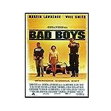 ADNHWAN Will Smith Martin Lawrence Bad Boys Film Leinwand