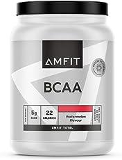 Marchio Amazon - Amfit Nutrition, Amminoacidi ramificati, gusto anguria, 500 g (precedentemente marchio PBN)
