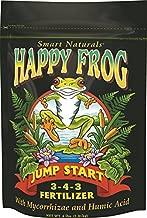 Fox Farm FX14032 4-Pound FoxFarm Happy Frog Jump Start Fertilizer 3-4-3