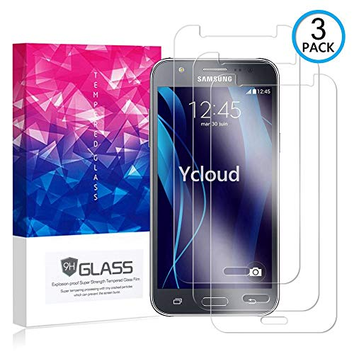 Ycloud [3 Pack] Protector de Pantalla para Samsung Galaxy J5 (2015) 5.0...
