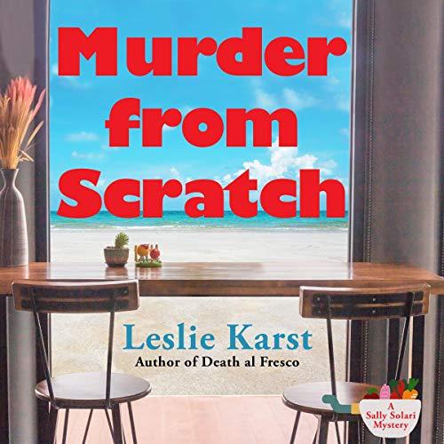 Murder from Scratch audiobook cover art
