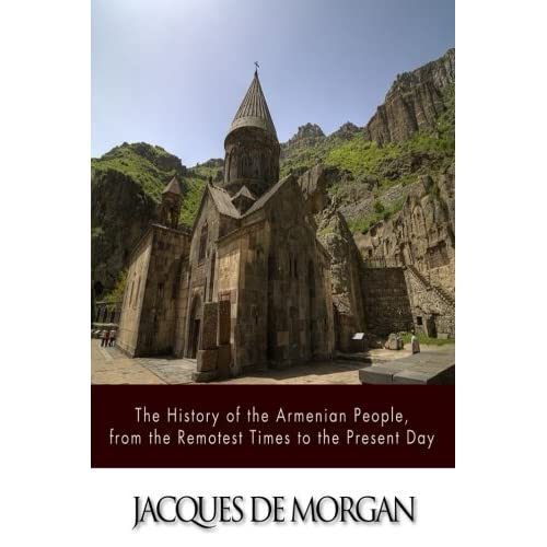 a concise history of the armenian people from ancient times to the present