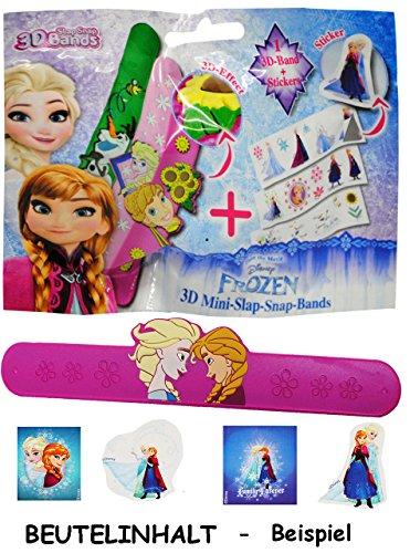 alles-meine.de GmbH 1 Stück: Wundertüte & Überraschungstüte -  Disney Frozen - die Eiskönigin...