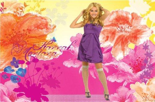 Consalnet FOTOTAPETE Kinderzimmer Hannah Montana Foto-Tapete Disney Bild 4-010