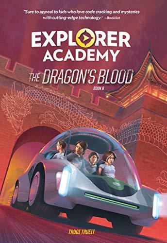 The Dragon's Blood (Explorer Academy)