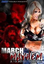 NEW - North East Wrestling: March Mayhem DVD-R