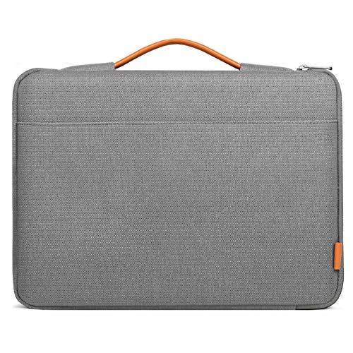 Inateck Laptop Tasche Hülle Ultrabook Sleeve Kompatibel mit 15-15,6 Zoll Laptops, Notebooks