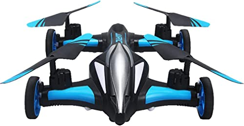 LSQR 2,4G 4CH 6-Achs-Gyro-Air-Gründ-Flugwagen RC-Drohne RTF-Quadcopter Mit 3D-Flip EIN-Tasten-Return Und Headless-Modus