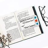 S SMAUTOP Lupa de Lectura Digital 5 Pulgadas 4-32X Zoom Lupa de Mano Portátil para Lectura con Luz, Función de Cámara, Salida de TV, Asa, Cordón de Muñeca para Ancianos, Deficientes Visuales