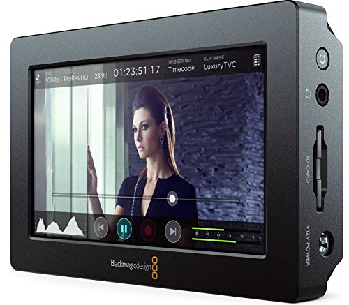 Blackmagic Design Video Asist Monitor