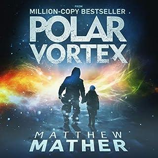 Polar Vortex audiobook cover art