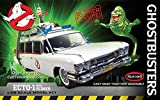 Polar Lights POL958 Ghostbusters Ecto-1 with Slimer Figure 1/25 Scale Snap Plastic Model Kit