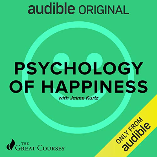 The Psychology of Happiness cover art