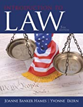Best introduction to law 5th edition Reviews