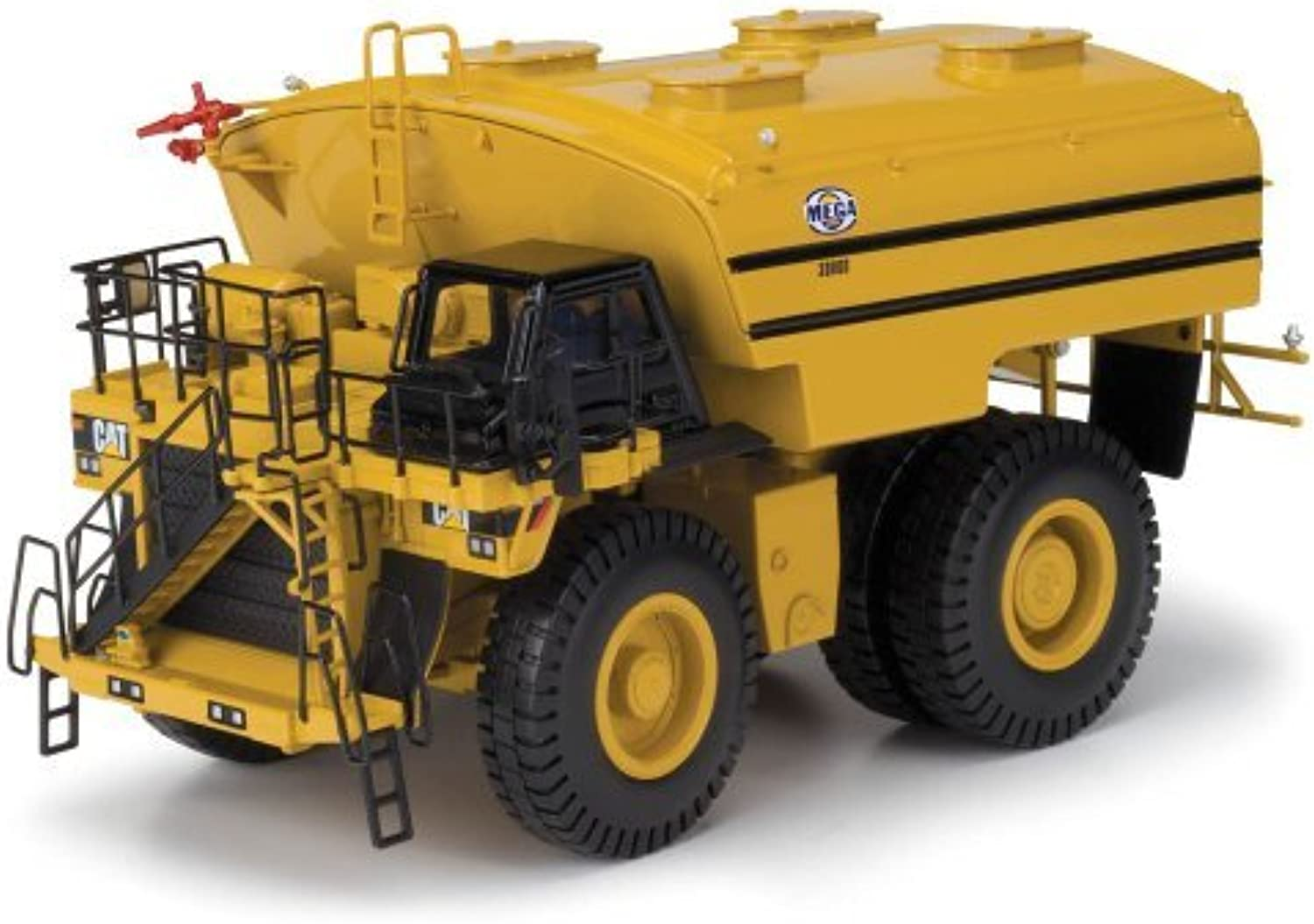 Norscot Mega MWT30 Mining Truck Water Tank Diecast Vehicle, 1 50 Scale by Norscot