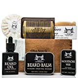 Maison Lambert Ultimate Beard Kit Contains: Organic...