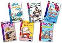 Oxford Reading Tree TreeTops Fiction: Level 10 More Pack A: Pack of 6