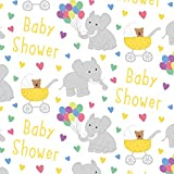 Baby Shower Gift Wrap & Tags