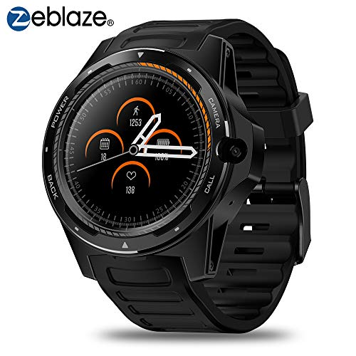 Nuevo Zeblaze SmartWatch 4G LTE Smart Watch Cámara
